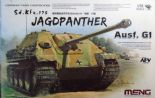MNGTS-039 1/35 Sd.Kfz.173 Jagdpanther Ausf.G1